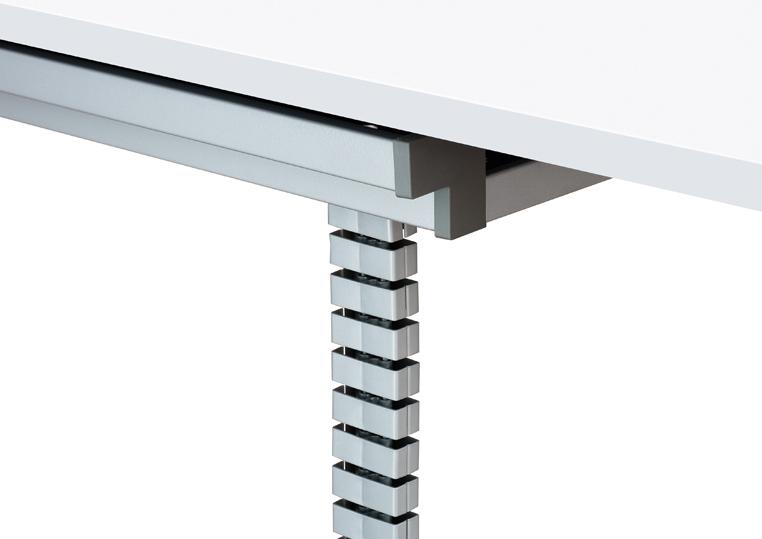 Hohenverstellbarer Schreibtisch Eco N Buromobel Und Buroeinrichtung