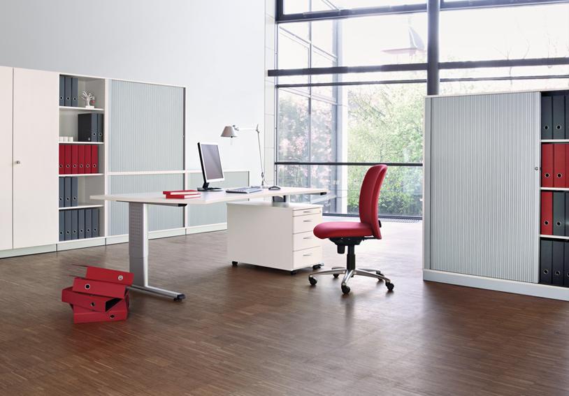 Home Office Möbel, Büromöbel - Büroschrank, Schranksysteme
