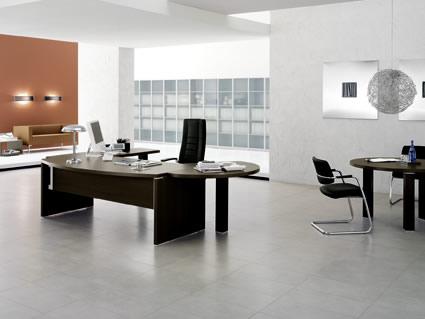 Moderne büroeinrichtung  Chefzimmer / Chefbüro / Büromöbel / Büroeinrichtung