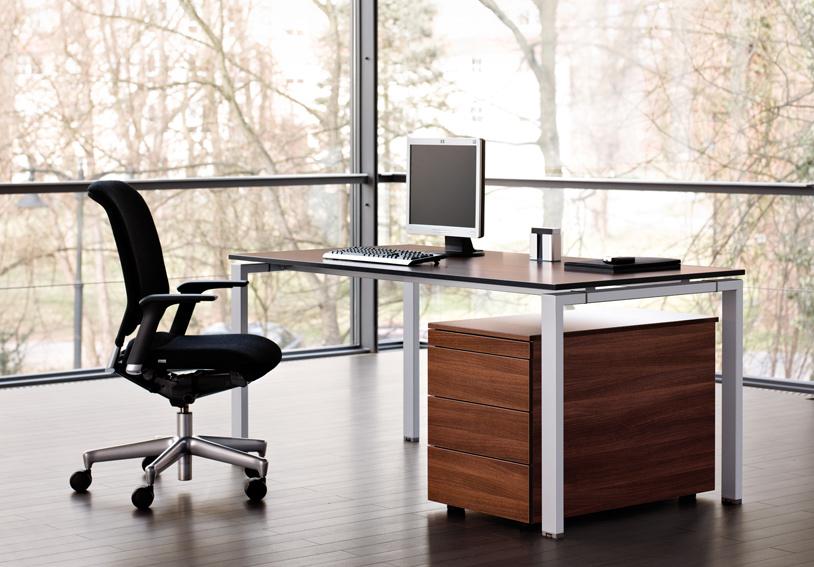 home office m bel b rom bel h henverstellbarer. Black Bedroom Furniture Sets. Home Design Ideas