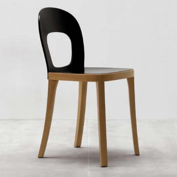 bistrost hle armlehnst hle mit massivholzgestell. Black Bedroom Furniture Sets. Home Design Ideas